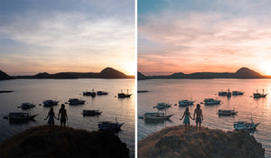 Ultimate Preset Pack 2 (15 Presets Desktop+Mobile) A MUST HAVE especially for people that take photos outdoors & travel. Most range of presets. Brings more professionalism to your photos while keeping that colourful, eye catching style.