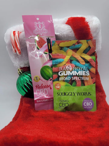 CBD Gifts for friends