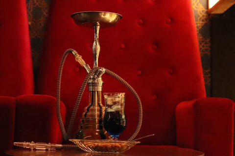 cbd hookah for cbd shisha for a relaxing evening