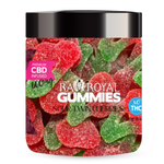 R.A. Royal Gummies CBD Sour Twin Cherries