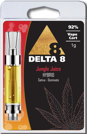 delta 8 vape cart jungle juice