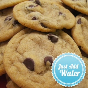 Infused Edibles Chocolate Chip Cookies (make up to 20 cookies)