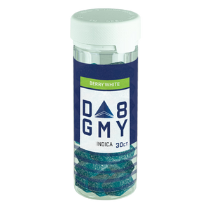 Delta-8 THC Gummies Berry White Indica