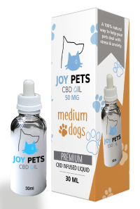 JoyPets CBD Oil for Dogs