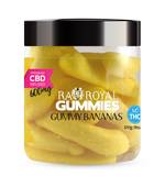 RA Royal CBD Infused Bananas Gummies (~20mg/gummy)
