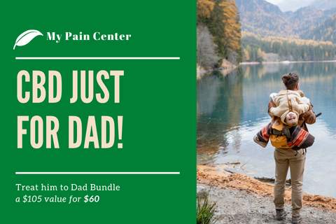 CBD gifts for dad