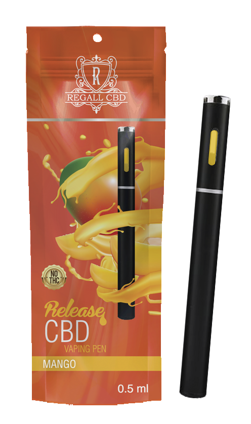 CBD vape pen for stress relief