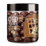 RA Royal CBD Milk Chocolate Covered Almonds (~20mg/each)(Isolate - No THC)