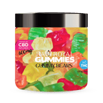 RA Royal Blend CBD Gummy Bears (~10mg/gummy)