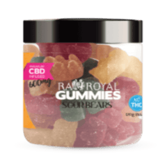 cbd royal sour bear gummies for anxiety