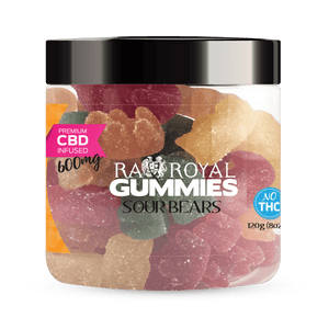 royal blend cbd gummies