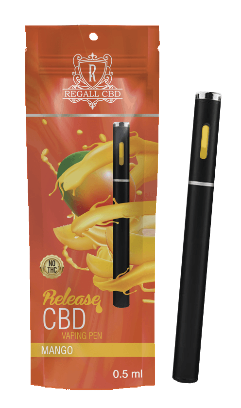 RA Royal Regall CBD Vape Pen - Tropical Fruit