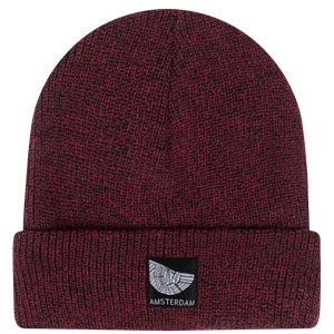 Antique Burgundy Beanie Amsterdam