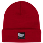 Kids Beanie Amsterdam Red