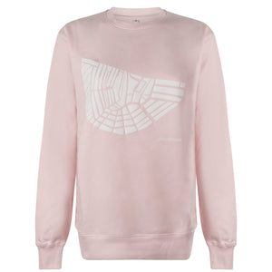 Sweater Amsterdam Pink