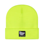 Kids Beanie Amsterdam Fluorescent Yellow