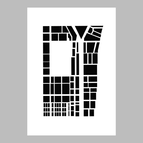 Kyoto Screenprint