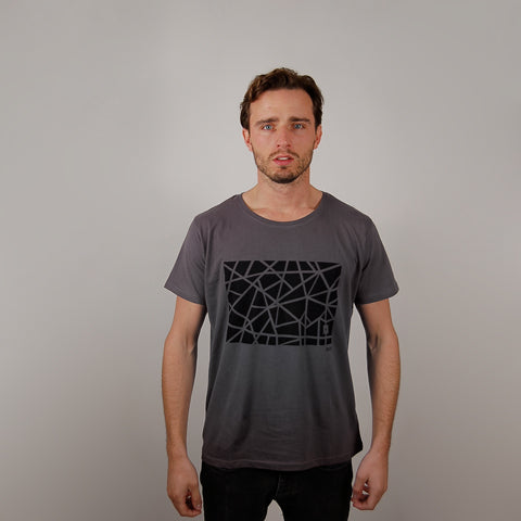Anthracite T-Shirt Paris