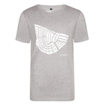 T-Shirt Amsterdam Light Heather Grey
