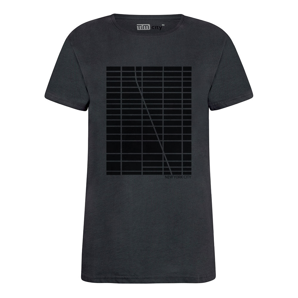 Anthracite T-Shirt New York City