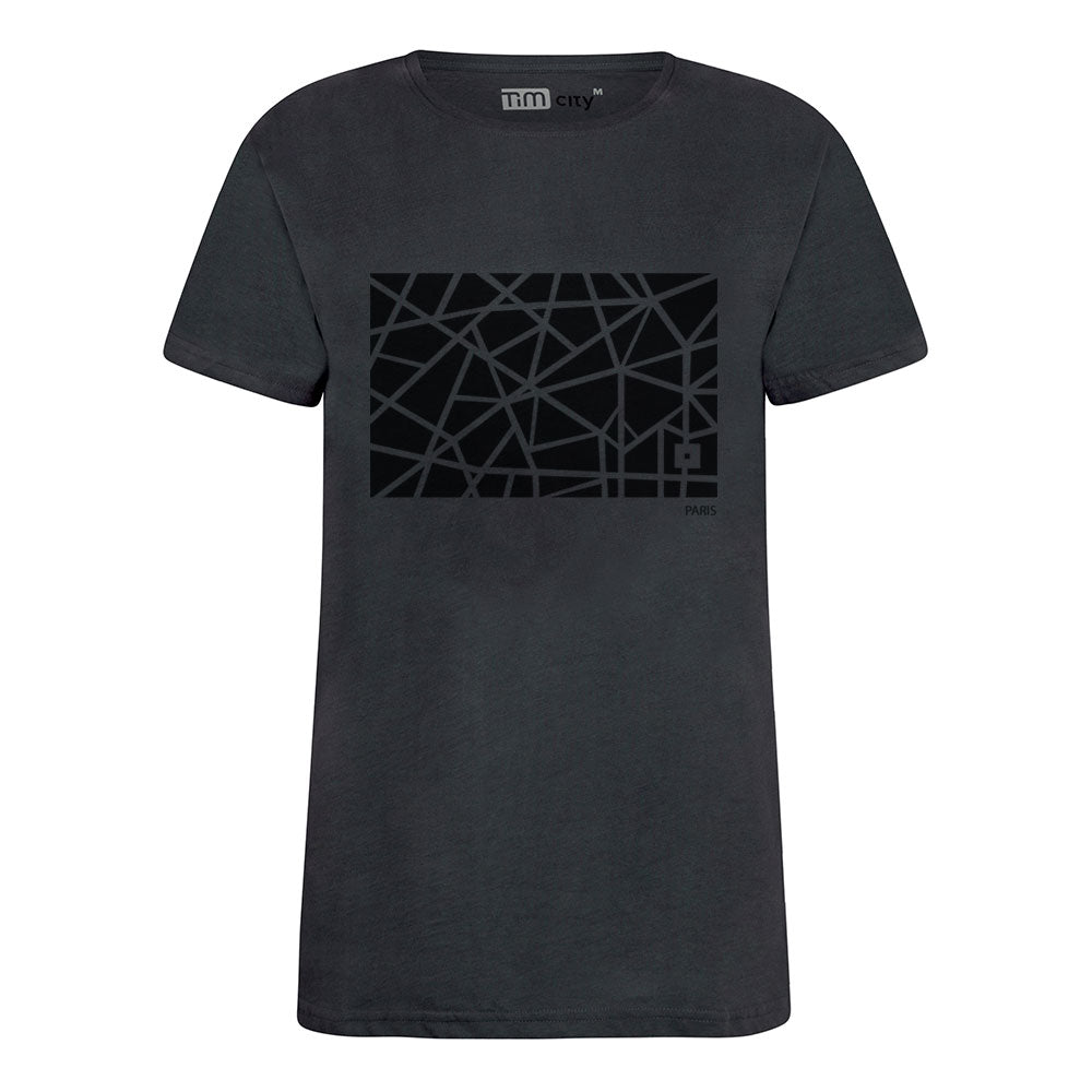 T-Shirt Paris Anthracite