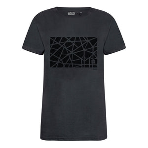 Dark Grey T-Shirt Paris