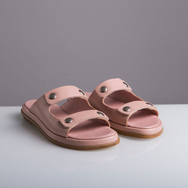 TEDDY'S SANDAL PINK - LAX