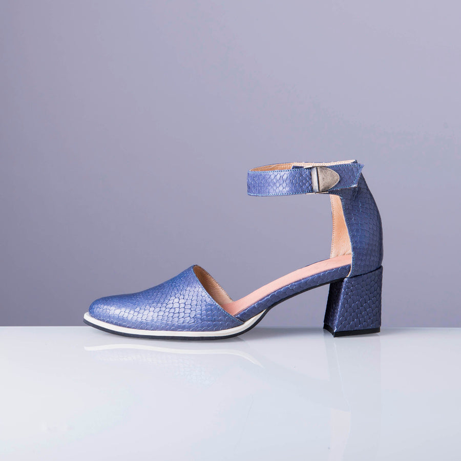 EDIE 60' Grey/blue - house-of-lax