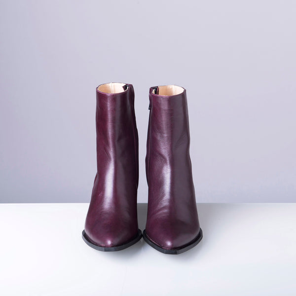 GOGO BOOT Aubergine - house-of-lax