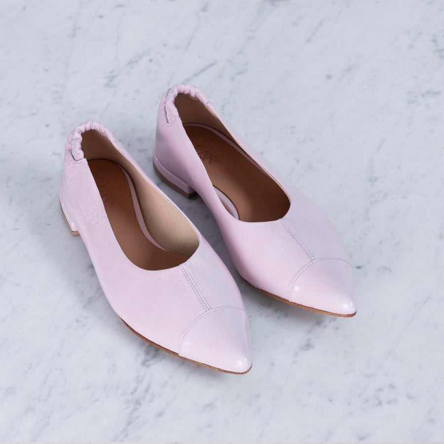 BETTINA Ballerina Pink Patent