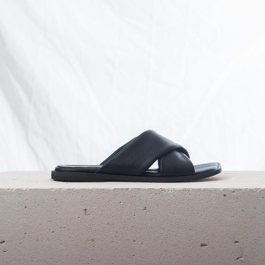 Terry X slides Black