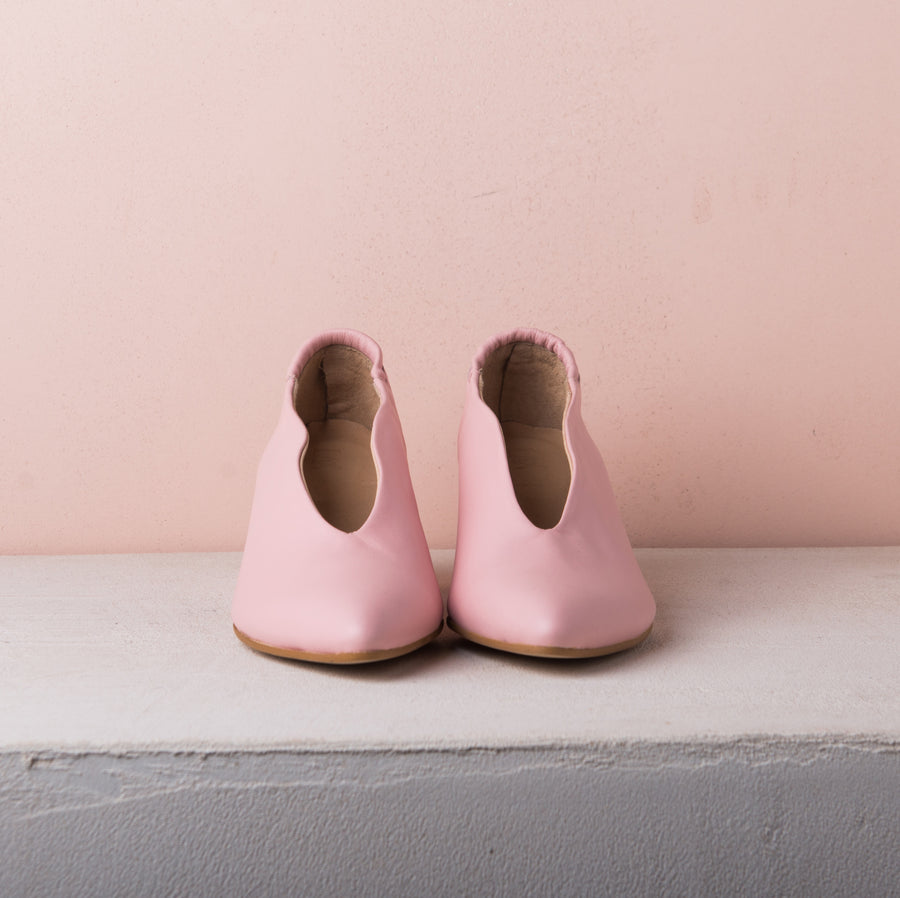BILLIE V PUMPS 20 Pink