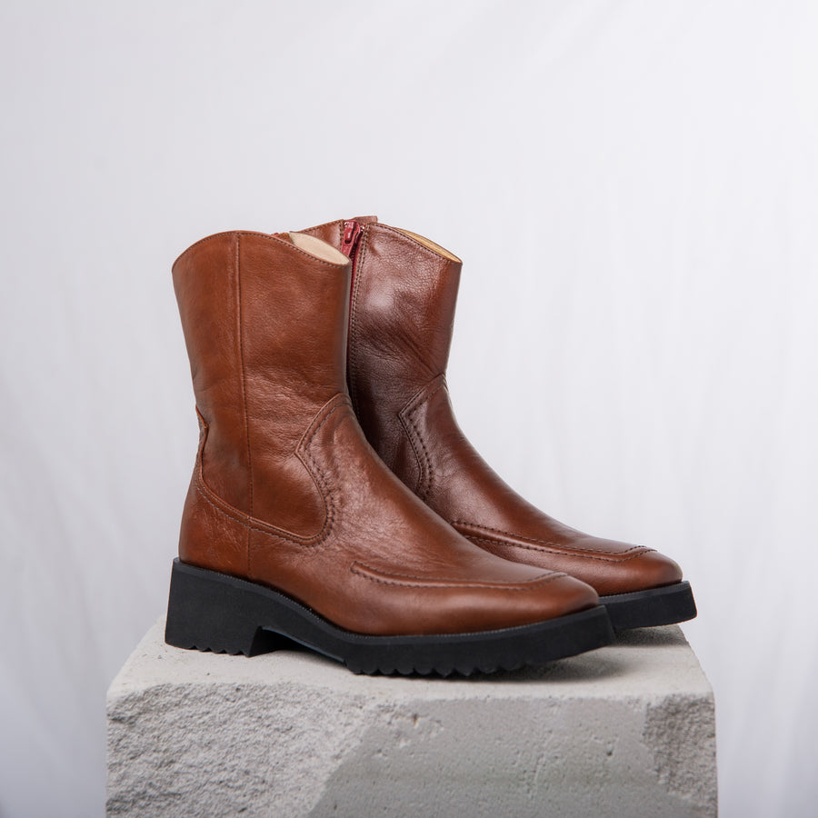 EASY boot Brown