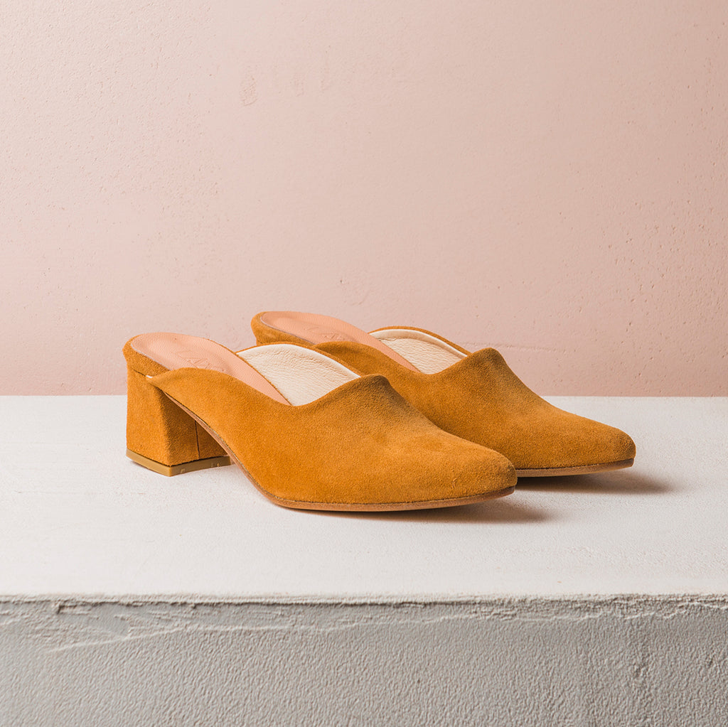 PENNY LANE Camel Suede - house-of-lax