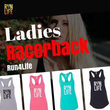 Load image into Gallery viewer, Ladies Racerback