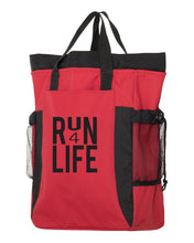 Run4Life Convertible Backpack/Tote Bag