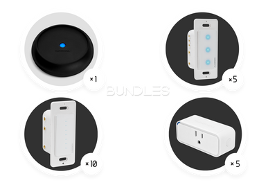 Power User 10-Dimmer Bundle - North America