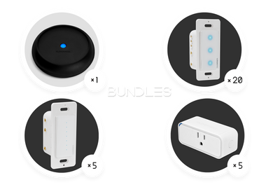 Power User 20-Switch Bundle - North America