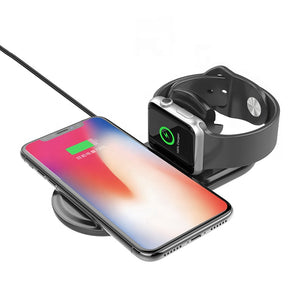 Quick 2 in 1 Wireless Charging | 2 in 1 Wireless charging | Wireless charging | charging pad- Buy Online