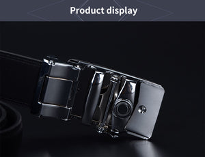 genuine Leather Belts for Men High Quality men fashion