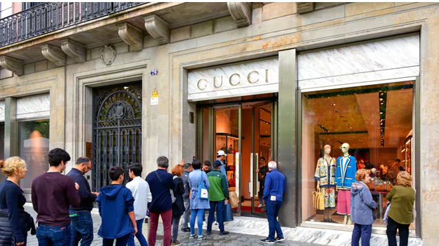 Strong Sales Growth at Gucci Helps Kering Beat Forecasts