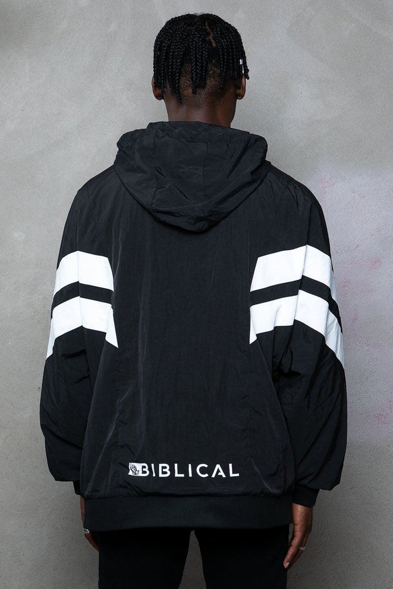 Cardinal Windbreaker Oversized Jacket