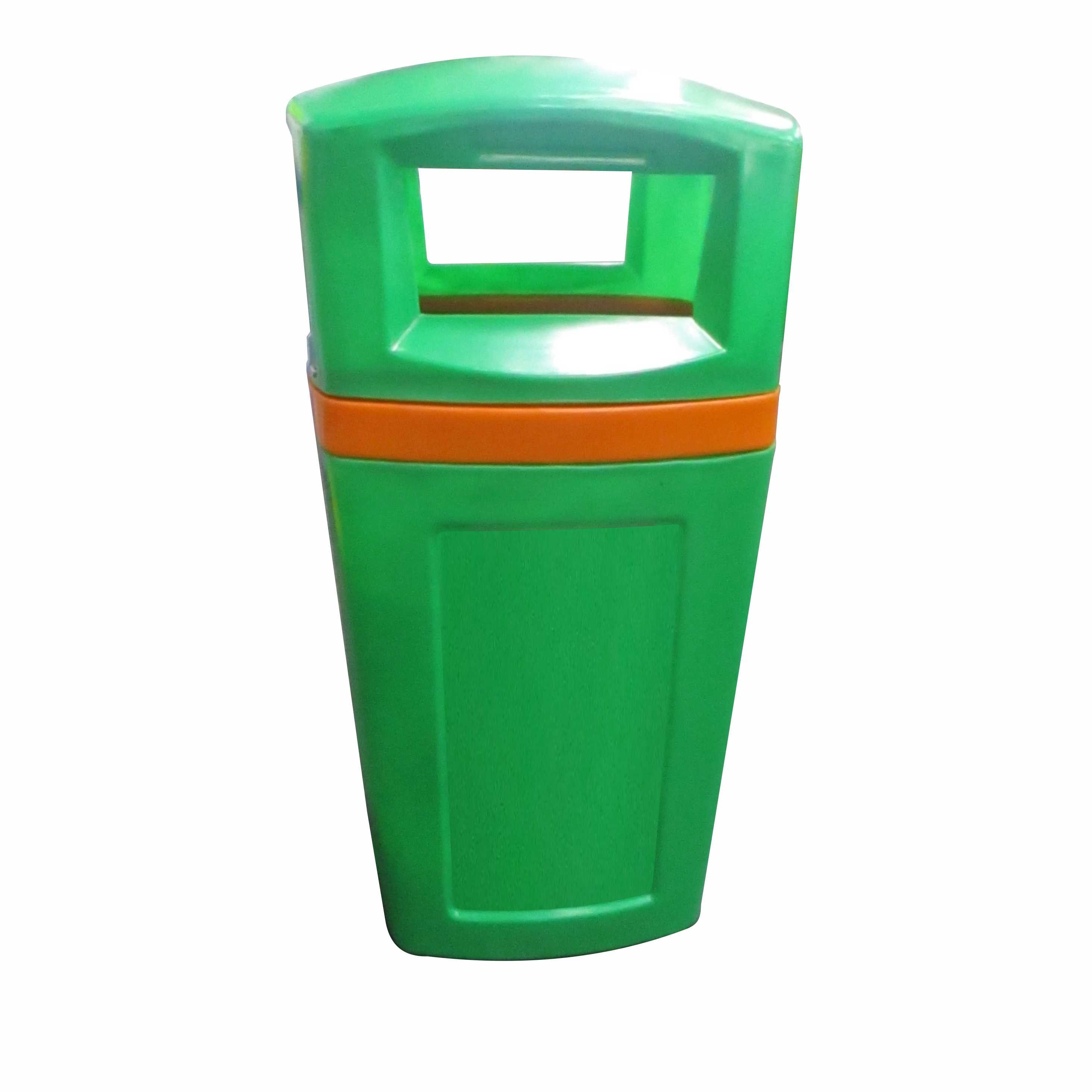 180L Litter Advertising Bin