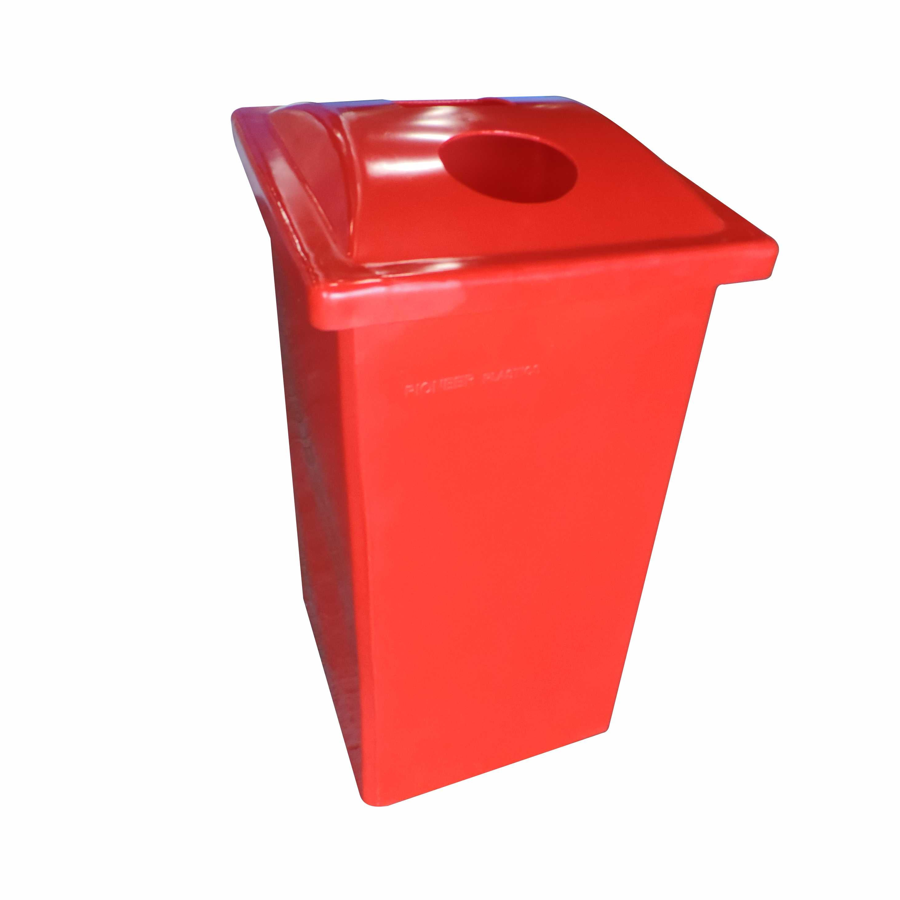 90L Recycle Bin with Lid