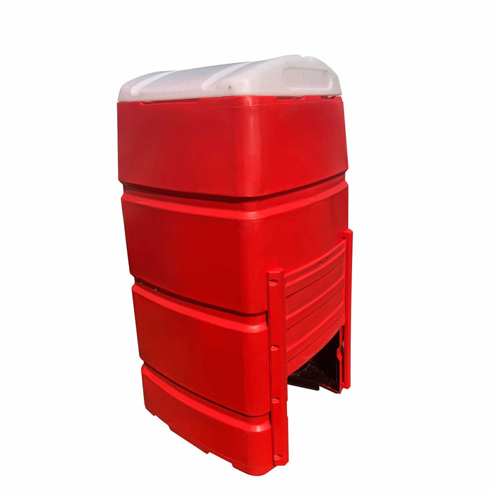 Buffalo Portable Toilet With Removable Drum