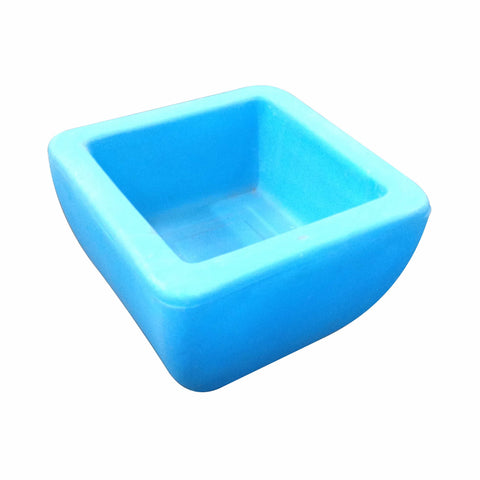 Small Square Flower Pot