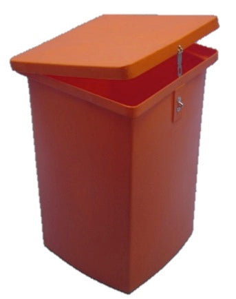60L Rectangular Medical Waste Bin
