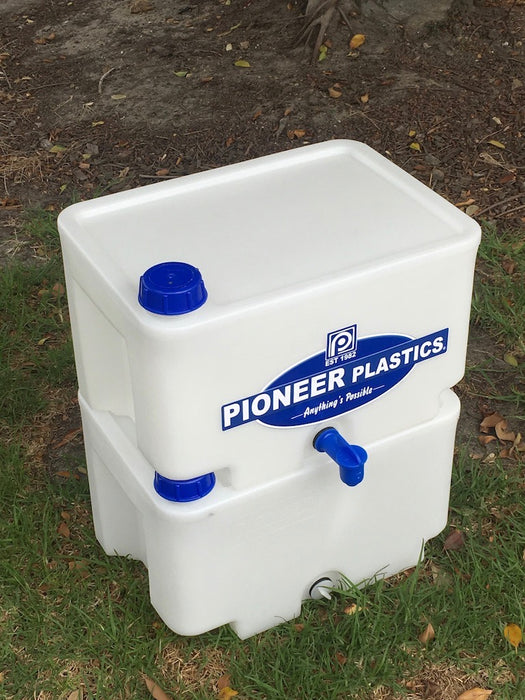 25L Counter Top Water Backup Tank