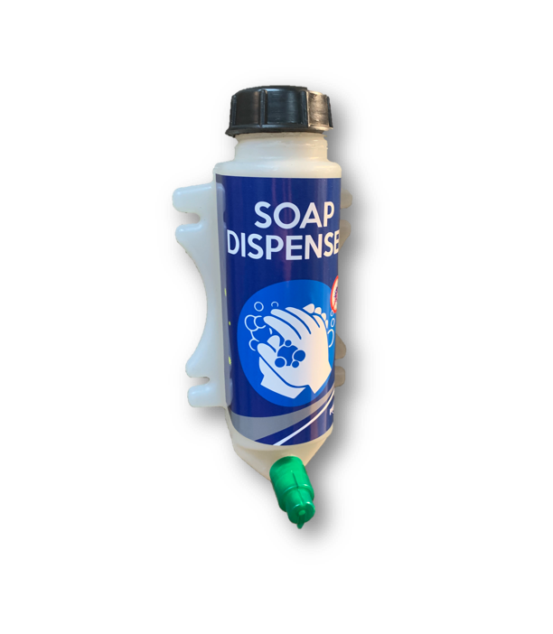 Soap and Sanitiser Dispenser