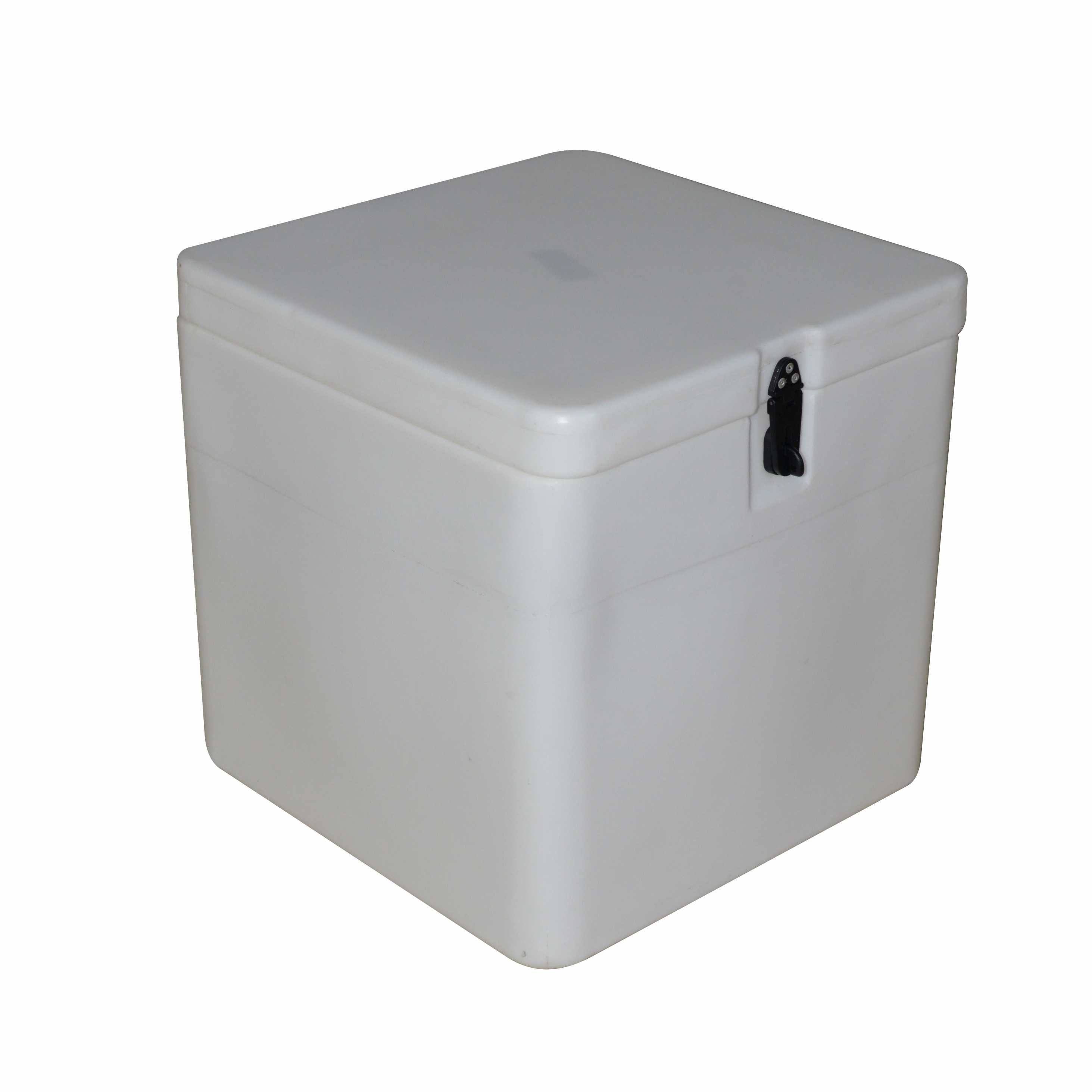 Plastic MKII Delivery Bike Box